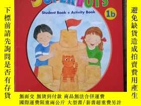 二手書博民逛書店SUPERTOTS罕見1b Student Book+Activity BookY278641