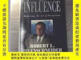 二手書博民逛書店Power罕見and influence Mastering t