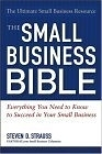 二手書《The Small Business Bible: Everything You Need To Know To Succeed In Your Small Business》 R2Y 0471684317
