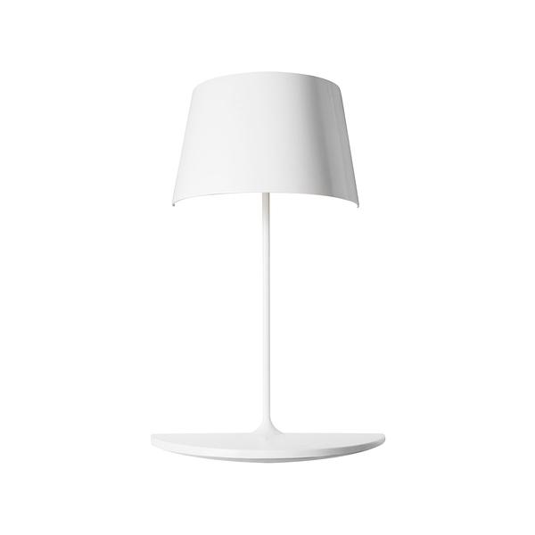 挪威 Northern Lighting Illusion Half Wall Lamp 半幻象 壁燈(亮面白色)