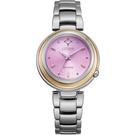 CITIZEN星辰L系列光動能星之奇蹟時尚腕錶 EM0588-81X