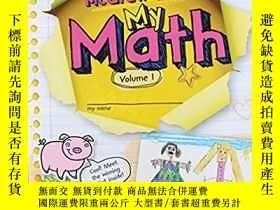二手書博民逛書店罕見-Hill My Math, Grade K, Studen