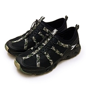 LIKA夢 DIADORA 迪亞多那 多功能排水戶外水陸運動涉水鞋 野地探索系列 黑迷彩 73138 男