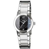 【CASIO】專業典雅獨特切面轉折造型不鏽鋼腕錶-黑面(LTP-1230D-1C)