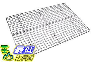 [105美國直購] 烘烤架 Checkered Chef Cooling Rack - Baking Rack. Stainless Steel Oven and Dishwasher Safe 5155428