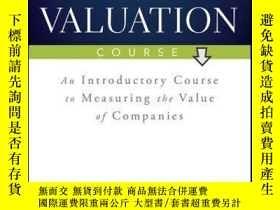二手書博民逛書店Valuation罕見Course DownloadY410016 McKinsey & Compan