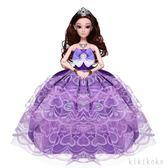 芭比娃娃 換裝婚紗公主套裝大禮盒女孩生日禮物兒童玩具洋娃娃單個 DR1269 【KIKIKOKO】