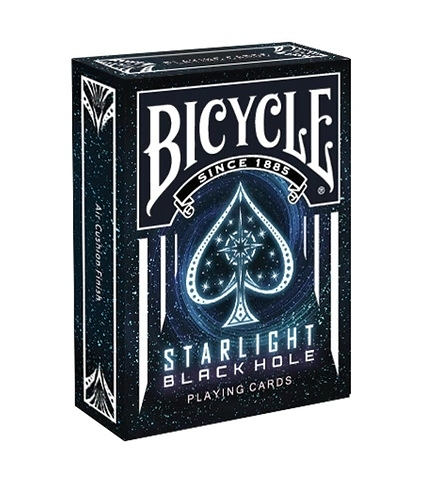 【USPCC 撲克】BICYCLE starlight black hole PLAYING CARDS