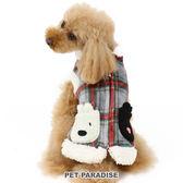 【PET PARADISE 寵物精品】Gaspard et Lisa 麗莎卡斯柏背開外套(4S/3S/DSS/DS) 寵物衣服 發熱衣