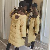 冬季外套羽絨棉衣服棉襖女中長款加厚韓版學生面包服 港仔會社
