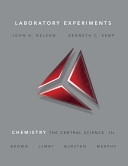 二手書博民逛書店《Laboratory Experiments for Chemistry: The Central Science》 R2Y ISBN:0136002854