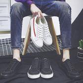 限定款帆布鞋夏季新款帆布鞋男鞋休閒鞋正韓潮流學生布鞋百搭板鞋男士鞋子春季