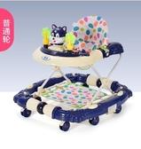嬰兒學步車防側翻多功能可折疊