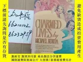 二手書博民逛書店英文原版:CHARMED罕見LIVESY12597 Michae