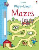 Wipe-Clean Mazes 可擦拭練習本:走迷宮