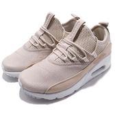 Nike 復古慢跑鞋 Wmns Air Max 90 EZ 米白 白 襪套式設計 氣墊 運動鞋 女鞋【PUMP306】 AO1520-001