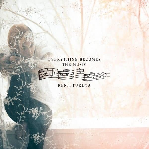 降谷建志  Everything Becomes The Music  CD附DVD(購潮8)