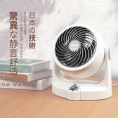日本愛麗思IRIS家用對流空氣循環扇臺式靜音空調落地扇換氣電風扇 【夏日新品】