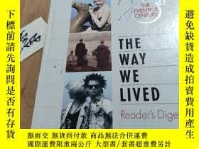 二手書博民逛書店20th罕見the eventful century the way we livedY15335 見圖 見圖