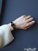 手錶韓版復古小錶盤文藝簡約女錶細皮帶小清新百搭學生手錶潮ins風 雲朵走走