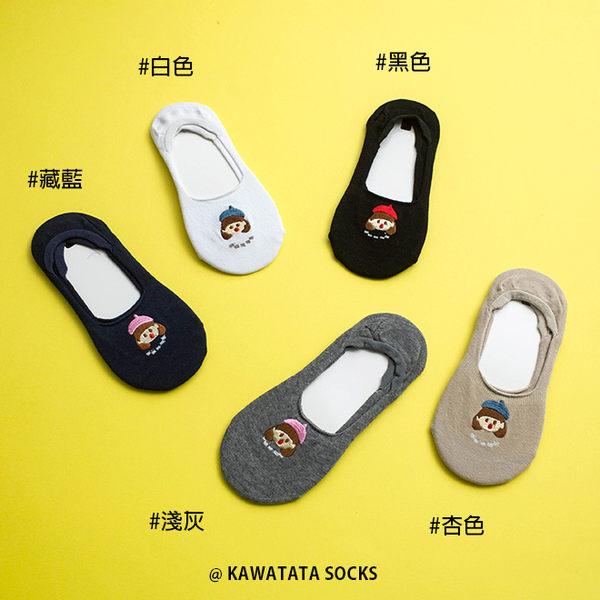 日本紅帽可愛女孩隱形襪/5色【558032601】