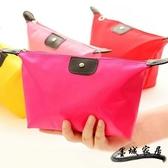 化妝包 正韓簡約隨身收納包便攜小號多功能大容量旅行口紅化妝包洗漱袋女