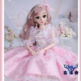 芭比洋娃娃60厘米套裝仿真精致女孩公主玩具【古怪舍】