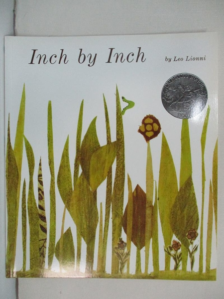 【書寶二手書T1/少年童書_EO9】Inch by Inch_Lionni, Leo