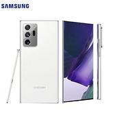 SAMSUNG三星 NOTE 20 Ultra 5G 智慧型手機(12G/256G)-白【愛買】