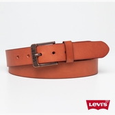 Levis 皮帶 / 時尚針扣 / 仿舊設計