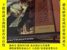 二手書博民逛書店western罕見tradition西方傳統Y23583 西方傳