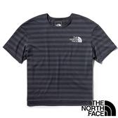 【THE NORTH FACE 美國】女 COOLMAX圓領 短袖T恤『JK3 黑』NF0A498J 戶外 登山 時尚 休閒 夏季 旅行