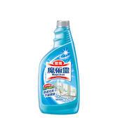 魔術靈玻璃清潔劑補充瓶500ml*2入【愛買】