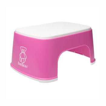 BabyBjorn 寶寶防滑腳踏凳-翠綠、湛藍、粉紅、土耳其藍、灰色、橘色