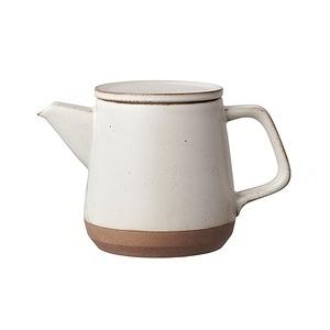 日本KINTO CERAMIC LAB茶壺500ml-共2色白色