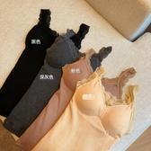 針織背心Nnzes 2020秋冬新款貼心打底 四色加絨無袖內搭針織背心吊帶女 新品