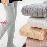 YoYo 兒童打底褲 打底褲 中厚 純棉 外穿 白絲襪子 兒童褲襪 薄款 連褲襪