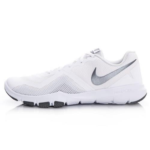 NIKE FLEX CONTROL II 男款白色訓練鞋-NO.924204100