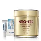 (重量裝 加贈天然玻尿酸)NEO-TEC妮傲絲翠 多元賦活因子精華霜100g 妮傲絲翠旗艦店