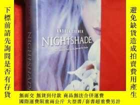 二手書博民逛書店Nightshade:罕見Book 1 (硬精裝) 【詳見圖】,