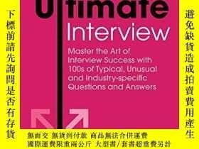 二手書博民逛書店Ultimate罕見InterviewY256260 Lynn Williams Kogan Page 出版