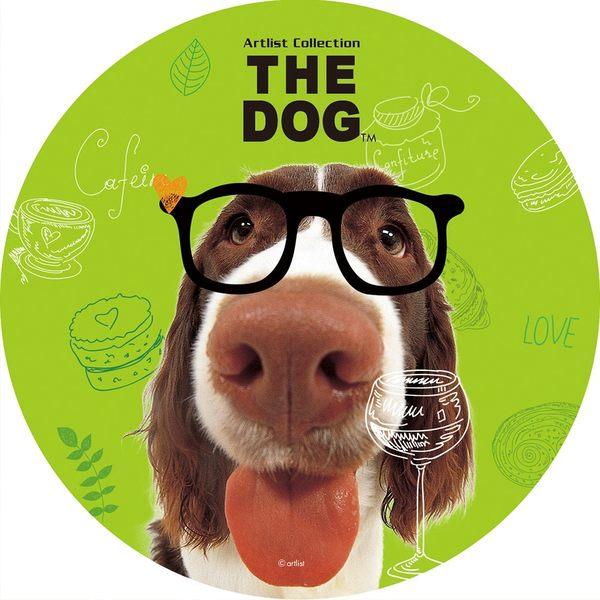 【The Dog】AJ04-吸水杯墊(方/圓)