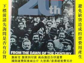 二手書博民逛書店People s罕見Century, 20th:From the dawn of the century to