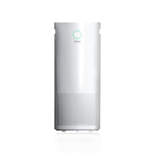 Haier 海爾 20-25坪 PM2.5 VOC雙偵測空氣清淨機 AP500 限期加贈專用胺基酸醛效複合濾網 AP500F-01