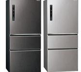 隱藏式觸控面板Panasonic 國際牌 ECONAVI 610L三門一級能效變頻電冰箱NR-C611XV