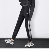 IMPACT Adidas Core Essentials 3-Stripes 黑 三線 長褲 縮口 抽繩 DP2380