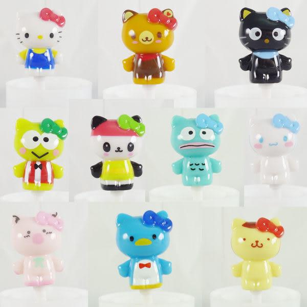 【震撼精品百貨】Kitty 拿鐵熊 巧克力貓 大眼蛙 熊貓 河童 大耳狗 小豬 藍企鵝 布丁狗~防塵塞