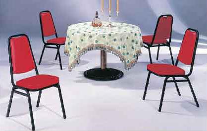 【南洋風休閒傢俱】高背椅 洽談椅 休閒椅 涼椅 餐椅 (571-8)