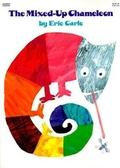 『鬆聽出英語力/廖彩杏書單--第14週』-THE MIXED-UP CHAMELEON /英文繪本+CD