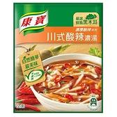 康寶濃湯自然原味川式酸辣50.2gx2入/袋【愛買】